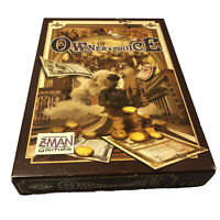 Owner's Choice Z-Man Board Game Complete In Box Investing & Stock Game Republic
