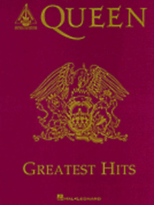 QUEEN GUITAR TAB / TABLATURE / ***BRAND NEW*** / GREATEST HITS / SONGBOOK