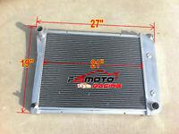 3 Row Aluminum Radiator for Chevy Nova PRO 68-74 SMALL BLOCK/72-79 Buick Pontiac