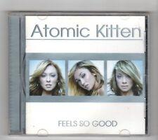 (IE187) Atomic Kitten, Feels So Good - 2002 CD