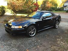 1999 Ford Mustang Cobra Convertible