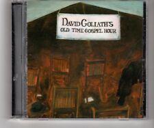 (HQ387) David Goliath's Old Time Gospel Hour - 2005 CD