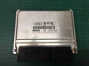 Audi S6 Engine ECU 0261206372 4D0907558 4D0 907 558