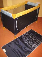 Reisebett 60cm x 120cm für Kleinkinder, inklusive Tragetasche