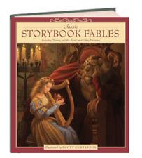 Classic Storybook Fables Beauty and the Beast and Other Favorites (Hardcover)