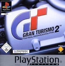 Renn-Videospiele für die Sony PlayStation 1