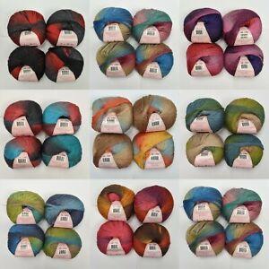 Louisa Harding Amitola DK - 1 x 50g - 80% Wool & 20% Silk