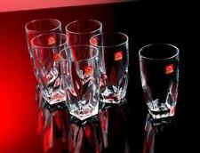 Set di bicchieri in cristallo RCR
