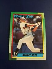 1990 Topps # 692 SAMMY SOSA ROOKIE RC Chicago White Sox Sharp LOOK !