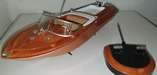 ++ Dickie , RC - Riva Motorboot - Bella Luisa ++