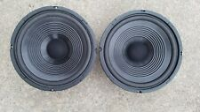 """RADIO SHACK  40-1036 10"""" WOOFER PAIR, LOW PRICE, LOW SHIPPING, NEXT DAY SHIPPING"""