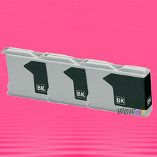 3P LC51BK BLACK INK CARTRIDGE FOR BROTHER DCP 130C 340C