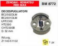 Z1140-51102 FRIZIONE COMPLETA DECESPUGLIATORE ZENOAH KOMATSU RED MAX Ø 52 mm