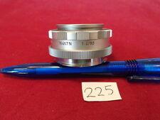 MINTY LEICA OUAGO/16467 LEICA 90MM VISOFLEX MOUNT 90MM F4 ELMAR FOCUSING MOUNT