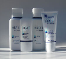 Obagi Nu-Derm Normal to Oily Skin 4 Step Set .