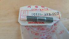 NOS HONDA CR 125 M ELSINORE 74-78 REAR WHEEL STUD 9025-323-000 MR CR 80 RA RB
