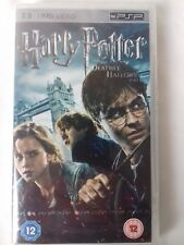 Harry Potter and the Deathly Hallows Part 1 (New and Sealed) Sony PSP UMD