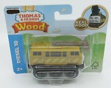 Fisher Price GGG82 Tomas & Friends Real Wood Diesel 10