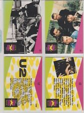 U2 1991 SUPERSTAR MUSIC CARDS 2005 ROCK & ROLL HALL OF FAME MEMBERS