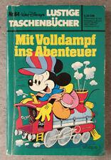 Erstausgabe/Erstauflage - LTB Nr. 84 - 5,30 DM / 1982 - Lustiges Taschenbuch