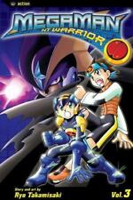 MegaMan NT Warrior, Vol. 3: By Takamisaki, Ryo