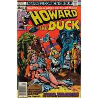 Howard the Duck (1976 series) #23 in Fine + condition. Marvel comics [*hl]
