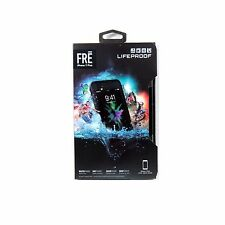 LIFEPROOF CASE FOR IPHONE 7 PLUS FRE WATER PROOF GENUINE ASPHALT BLACK 77-53996