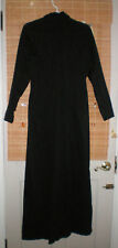Hot Topic Womens Vintage Lillith Goth Trench Coat Size S Small Gothic Vamp NTW