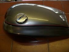 4398 - NORTON WIDELINE FEATHERBED EARLY PETROL TANK
