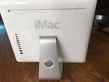 "Apple iMac G5 17"" Rear Case Bezel & Aluminum Base/Stand"
