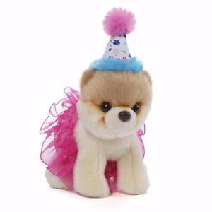 GUND Itty Bitty Birthday Tutu Boo, World's Cutest Dog, Great Gift