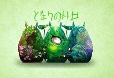 Il Mio Neighbor Totoro Miyazaki ANIME GIAPPONESE mnt04 POSTER A4 A3 Buy 2 get 3 libero