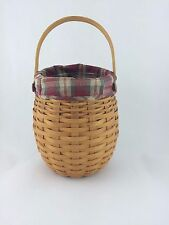 Longaberger 2000 October Fields Basket Combo