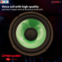 """RAW Replacement CAR 8"""" Woofer Speaker 13 Oz Magnet 500W PMPO Audio 4 Ohm 890G GR"""