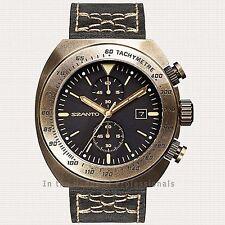 Szanto 4100 - SZ4101 Men's Chronograph Watch Vintage Racing Inspired SZ 4101 NEW