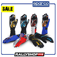 SPARCO TORPEDO KG-5 Handschuhe KG5 Fahr Sport Rennen Auto Kart Motor Billig !
