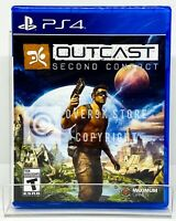 Outcast: Second Contact - PS4 - Brand New | Factory Sealed