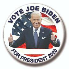 Vote Biden Badge - 59mm - Vote For Joe pin badge button gift