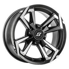 Sedona - A8157015-52S - Front/Rear - Riot Wheel, 15x7 - 5+2 Offset - 4/115