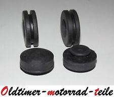 Rahmen Gummi Anschlaggummi Lenkung mit Futterring Kabel für BMW R12 R11 R16 R17