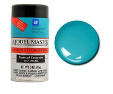 Testors Model Master  CHEVY TROPICAL TURQUOISE Spray Paint Can  3 oz.  28114