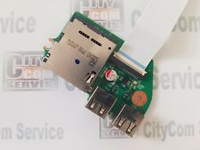 Toshiba Satellite L650 L650D L655 Genuine USB Board Card R w/ Cable 6050A2335001
