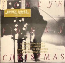 Boney's Funky Christmas - Promo CD - Boney James - 1996 Warner Bros.