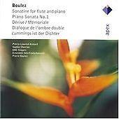 Pierre Boulez - Boulez: Sonatine; Piano Sonata No. 1; Derive; Memoriale; Etc....