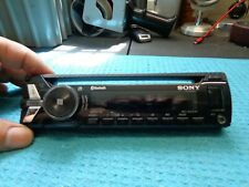 SONY XPLOD STEREO FACE PLATE RADIO FACEPLATE ONLY MEX-N4000BT