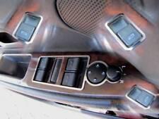 D Audi A8 D2 Chrom Rahmen für Schalter Fensterheber - Edelstahl poliert