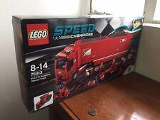 New LEGO SPEED CHAMPIONS 75913 F14 T & Scuderia Ferrari Truck 2015