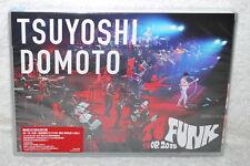 Tsuyoshi Domoto TU FUNK TUOR 2015 Taiwan 2-DVD (Kinki Kids)