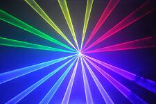 RGB Laser System 1000 mW ILDA