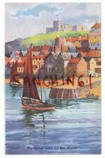 Scarborough Inter-War (1918-39) Printed Collectable English Postcards